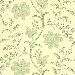 Little Greene Bedford Square Behang Acorn Wallpapers V