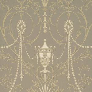 Little Greene Marlborough Behang London Wallpapers V Boutique