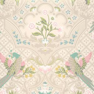 Little Greene Brodsworth Behang Consort Wallpapers V