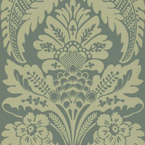 Little Greene Wilton Behang Marle Wallpapers V