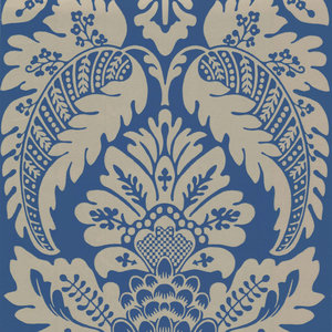 Little Greene Wilton Behang Sovereign Wallpapers V