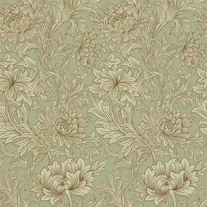 Morris & Co. behang William Morris Compilation 1 - Chrysanthemum toile - 216861