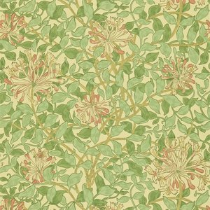 Morris & Co. behang William Morris Compilation 1 - Honeysuckle - 216842