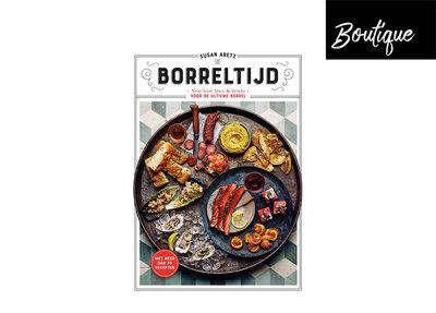 Susan AretzBorreltijd Kookboek