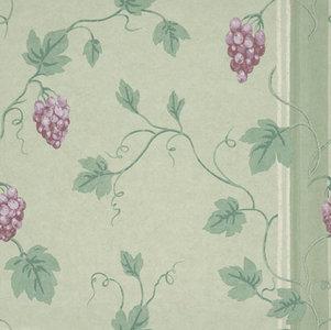 Little Greene behang, London Wallpapers 2, Chesterfield , 0273CSMERLO,