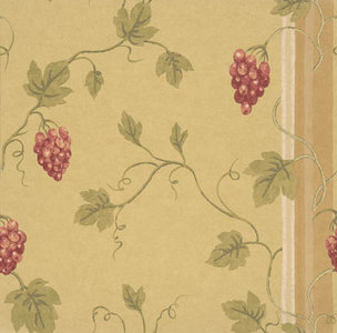 Little Greene behang, London Wallpapers 2, Chesterfield, 0273CSBEAUJ,