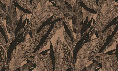 ARTE Tropicalia Behangvelvet Lush Collectie 29531