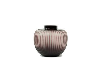 Aubergine Vaas Medium Luxury By Nature