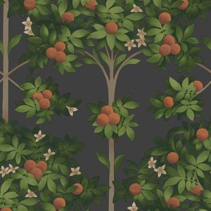 Cole and Son Orange Blossom behang 117-1003 Seville behang collectie