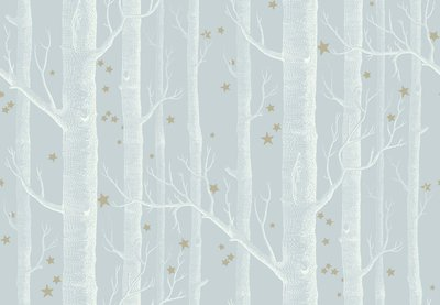 Cole And Son Woods And Stars behang 103/11051 whimsical