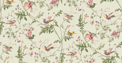 cole and son hummingbirds 100/14070 behang