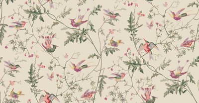 cole and son hummingbirds 100/14071 behang