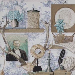 Manuel Canovas Academia Behang 03071/03