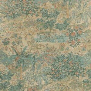 GP & J Baker Ramayana Behang Signature Wallpapers II BW450881