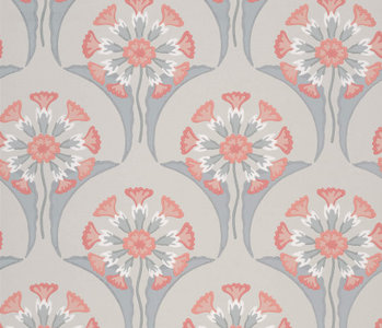 Little Greene Hencroft Behang National Trust Papers Bone China