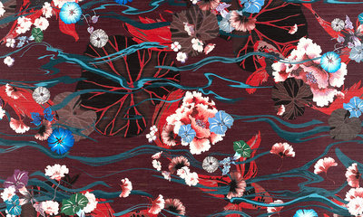 ARTE Koi Behang Kami Collectie