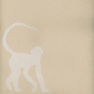 Cheeky Monkey Naturel Behang Holly Frean Behang Collectie