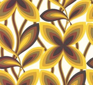 Little Greene Starflower behang - Original