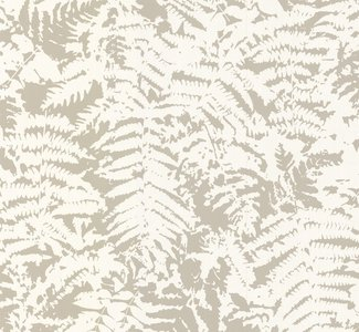 Little Greene Fern Behang - Gilver