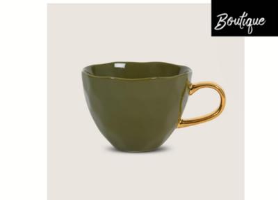 DenneGroen Mok Gouden Oortje Luxury By Nature Boutique