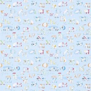 DLIT214027 little sanderson alpabet zoo