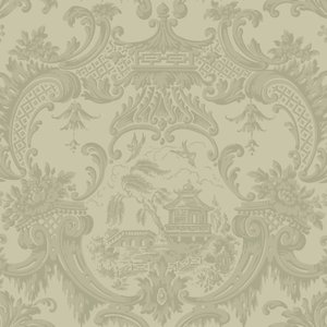 behang cole and son  chippendale_china_100-3013 archive anthology luxury by nature