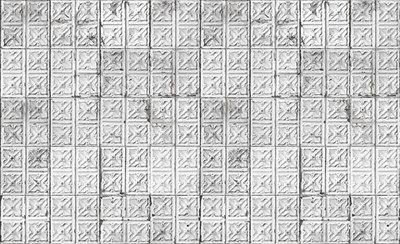 tegelbehang vintage tegels ceiling arte  brooklyn tin 04