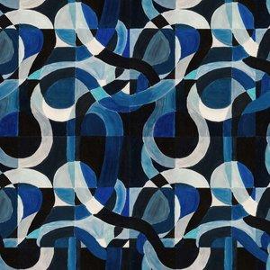 Mind the Gap Labyrinthine behang WP20511