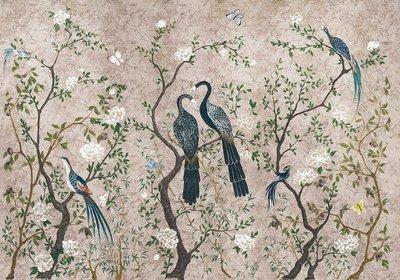 Coordonne Edo Rose behang 9600003
