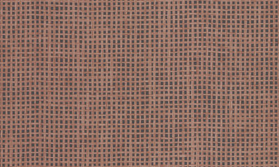 ARTE Waffle Weave Behang Brick Red - Icons Collectie 85530