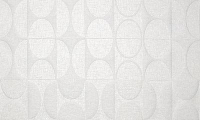 ARTE Curve Behang Crisp White - Icons Collectie 85550