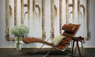 behang elitis Galerie des glaces behangpapier more than classic woonbeurs sfeer