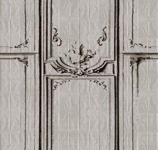 behang elitis La belle et la bête panelen behangpapier