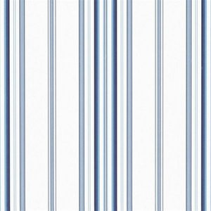 behang ralph lauren morgan stripe sky stripe library LWP60750W