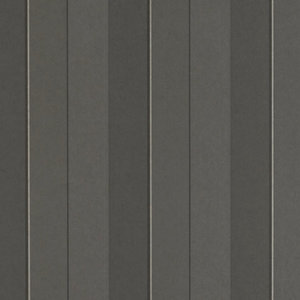 behang ralph lauren salon stripe charcoal  LWP66218W