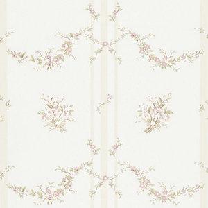 behang ralph lauren tuilleries stripes pale pink LWP66229W