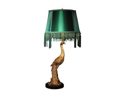 Marie Martin Perky Peacock Tafellamp MM 2157