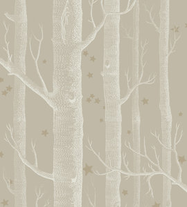 behang Cole And Son Woods And Stars 103-11047 whimsical