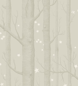 behang Cole And Son Woods And Stars 103-11048 whimsical