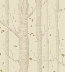 behang Cole And Son Woods And Stars 103-11049 whimsical