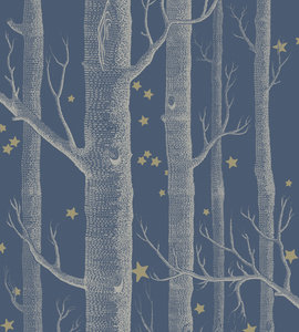 behang Cole And Son Woods And Stars 103-11052 whimsical