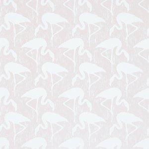 behang sanderson flamingos 214565 vintage 2 behangpapier