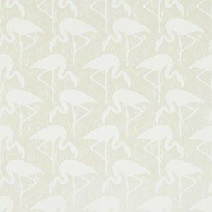 behang sanderson flamingos 214564 vintage 2 behangpapier