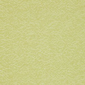 behang zoffany Ribbon Coral 312131 cascade vinyl behangpapier collectie