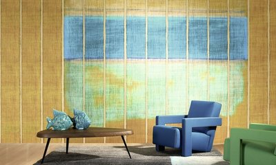 Behang ELITIS Tagnka sfeer Nomades collectie Luxury By Nature