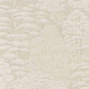 Behang Sanderson Woodland Toile 215717 Woodland Walk Luxury By Nature