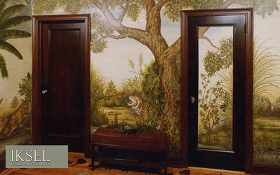 Klassieke Landschap Behangsels (Scenic Wallcoverings)