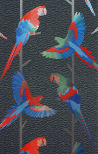 Behang Matthew Williamson Arini W6806-01 Cubana Osborne and Little Luxury By Nature