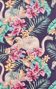 Behang Matthew Williamson Flamingo Club W6800-06 Cubana Behangpapier Collectie Luxury By Nature