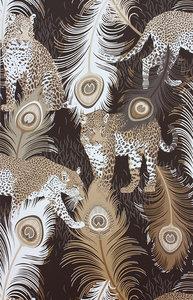 Behang Matthew Williamson Leopardo W6805-02 Cubana Osborne and Little Luxury By Nature